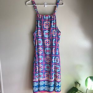Crown & Ivy | Sleeveless Spring Dress Mid-Length L